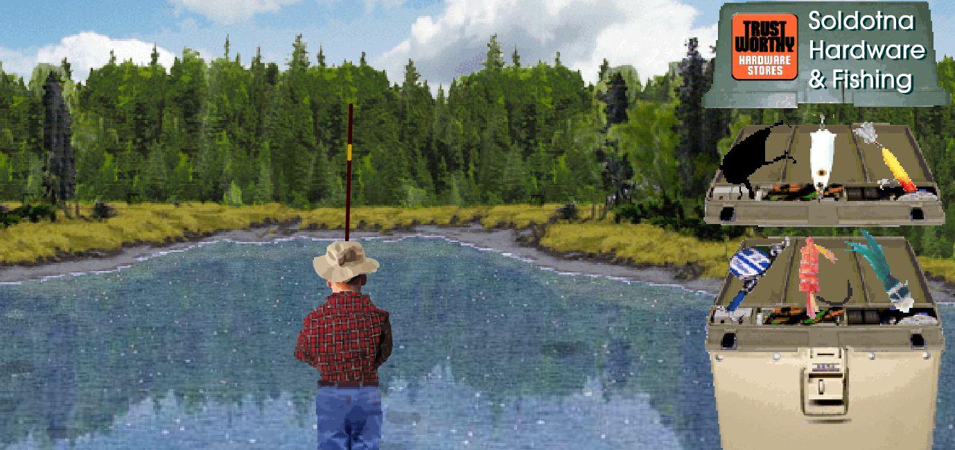 играть в рыбалку на донку играть